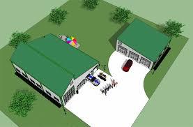 Rv Port Home Plans Biscayne Rv Port Garage