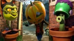 Plants Zombie Halloween Costumes Pvz Gw