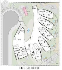 Preschool Floor Plans Gallery Of In Progress Dalian Preschool Debbas Architecture 6