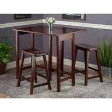 Drop Leaf Bistro Table Drop Leaf Pub Tables Bistro Sets Joss