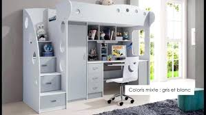 lit mezzanine avec bureau pour ado meetharry co page 3