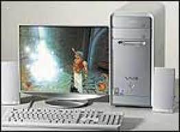 ordinateur de bureau sony vaio pcv rs102 de sony un pc de bureau pour le multimédia