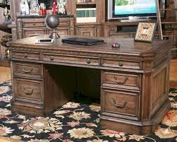 Executive Desk House Aria Double Pedestal Executive Desk Ph Ari 480 3