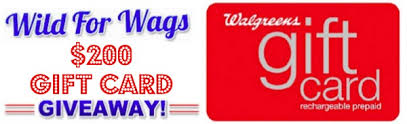 how to win gift cards new axe wash coupon enter to win a 200 walgreens gift card