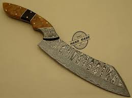 best damascus chef u0027s knife custom handmade damascus steel kitchen