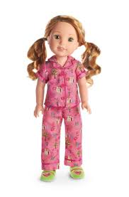 welliewishers enchanted garden pajamas for doll toys r us
