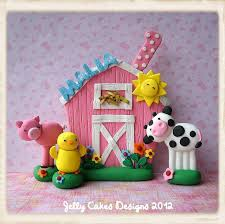 barn cake topper 48 best barn farm yard cakes images on farm party