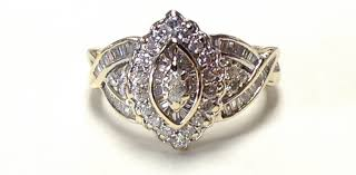 wedding ring repair seamless cracked engagement ring repair ca client