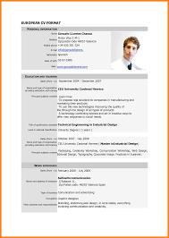 curriculum vitae for job application pdf 8 sle of a cv for job application edu techation