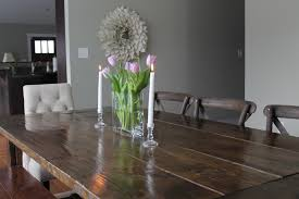 nice centerpieces for dining room table connhomes with candles