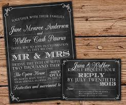 chalkboard wedding invitations 115 best olive juice stationery images on contact