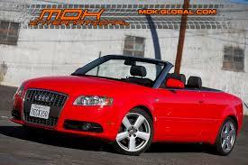 convertible audi used 2008 audi a4 20t s line sport pkg convertible city california
