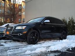 Audi Q5 Facelift - thinking of purchasing an rsq5 mesh front grille opinions