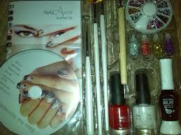 being tilly u0027s mummy rio nails a review of nail art starter kit