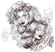 smile now cry later design hm