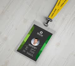 id card graphic design 8 editable identification card template designs design trends