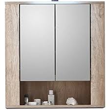Oak Bathroom Mirrors - furnline 1408 503 26 star monument oak bathroom mirror cabinet