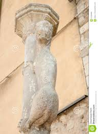 lioness statue the lioness bottom statue girona spain stock photo image of