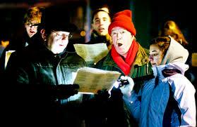 christmas carolers christmas caroling invented by drunks smosh