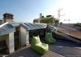 amenagement terrasse paris des combles et une terrasse studio d u0026 039 archi côté maison