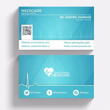 medical business card template free download on pngtree
