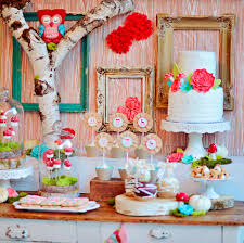 Party Decoration Ideas At Home by Interior Design Fresh Woodland Themed Party Decorations Home