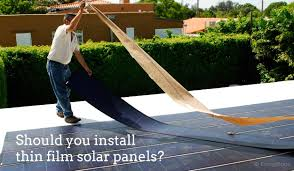 Ultimate Solar Panel by Thin Film Solar Panels Do They Make Sense Energysage