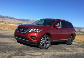 hyundai jeep 2017 2017 nissan pathfinder platinum what u0027s changed review the