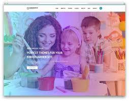 simple free web templates top 15 colorful kindergarten wordpress themes 2017 colorlib kindergarten bright wordpress website template