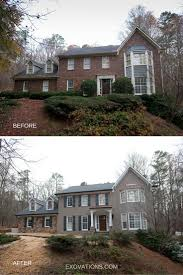 New Home Builders Atlanta Ga 21 Best Exovations Before And After Images On Pinterest Atlanta