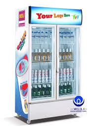 display refrigerator showcase sc 780f2p refrigerator with