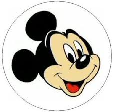 mickey mouse face 1