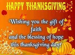 happy thanksgiving quotes for friends family on