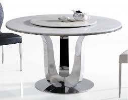 Modern Round Dining Table Wood Modern Round Dining Table Shelby Knox