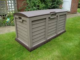 small outdoor plastic storage cabinet outdoor large outdoor plastic storage boxes garden storage seat