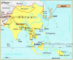 Countries Map Japan Neighbouring Countries Map Map Photo Shared By Carma 31