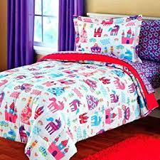 Unicorn Bed Set Unicorn Bedding 3 Comforter Bed Set