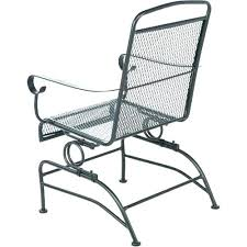 Black Metal Patio Chairs Vintage Metal Patio Chairs Smc