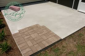 Thin Patio Pavers Thin Pavers Lowcountry Paver
