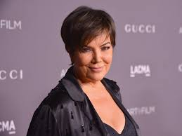 kris jenner hair colour kim kardashian made people think kris jenner dyed her hair blonde