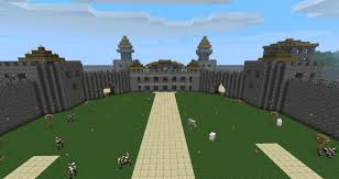 100 minecraft castle floor plan castle ext showing arrow