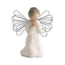 amazon com willow tree angel of prayer by susan lordi 26012