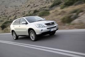 lexus rx 400h essai quelle voiture hybride acheter d u0027occasion photo 6 l u0027argus