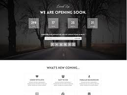 up free landing page bootstrap template