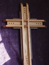 large handmade wood cross wooden cross distressed wall decor