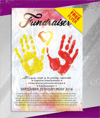 fundraiser flyer template find free flyer templates for word 10