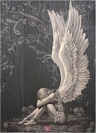 pencil drawings of angels and demons google search u2026 pinteres u2026
