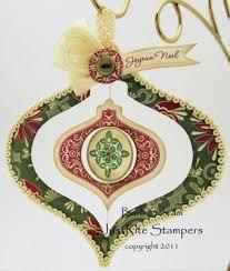 70 best spellbinders heirloom ornament images on