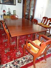 Solid Cherry Dining Room Furniture by Willett Cherry Transitional Dining Suite Willett Furniture