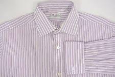 charvet regular point straight dress shirts for men ebay